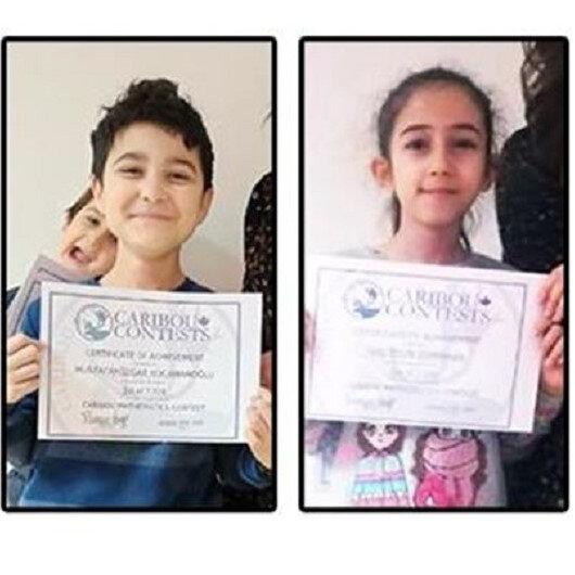 4 تلاميذ أتراك يحصدون المرتبة الأولى في مسابقة دولية للرياضيات