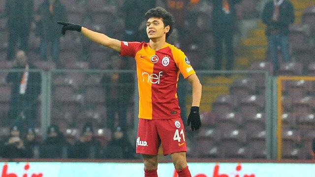Galatasaray'da 17 yaşındaki Mustafa Kapı kadro dışı