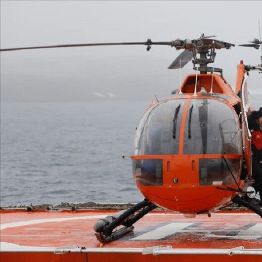 Turkish research team arrives in Antarctica