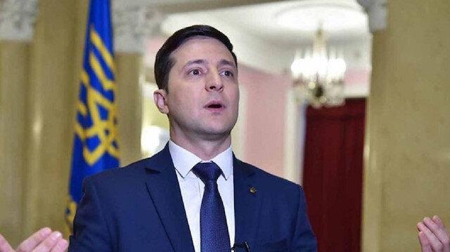 أول تعليق رسمي من الرئيس الأوكراني حول الهجوم الروسي على دونباس