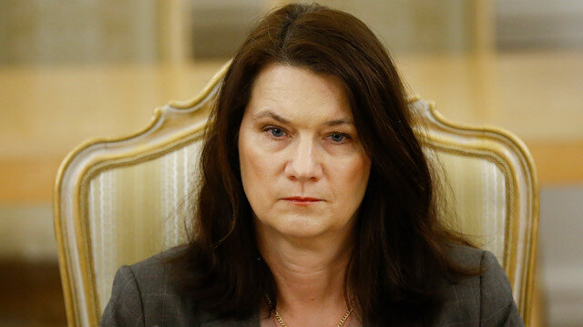 Swedish Foreign Minister Ann Linde