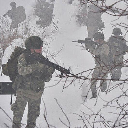 """تحييد 4 إرهابيين من """"بي كا كا"""" شمالي العراق"""