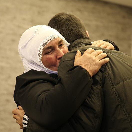 HDP önünde eylem yapan bir aile daha evladına kavuştu: Evladına kavuşan aile sayısı 8'e yükseldi
