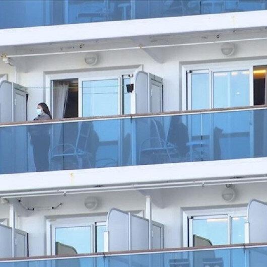 """اليابان: 79 إصابة جديدة بكورونا على متن """"أميرة الماس"""