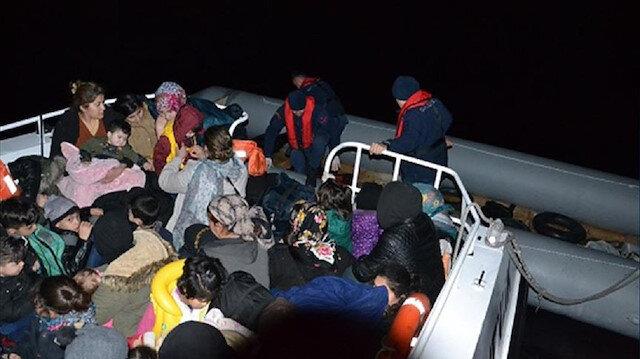 تركيا.. ضبط 90 مهاجرا غير نظامي غربي البلاد