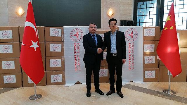 تركيا تقدم لوازم طبية إلى الصين لمواجهة كورونا
