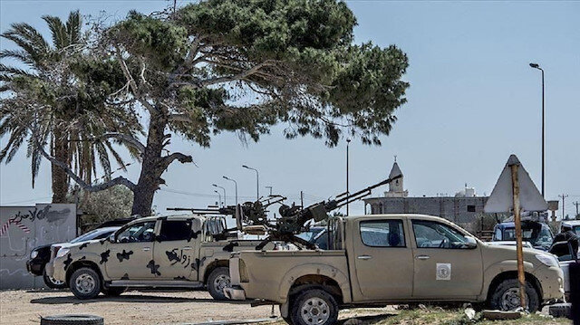 تطور عاجل.. مقتل 25 مسلحا من مليشيات حفتر جنوبي طرابلس