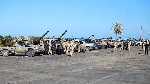 الحكومة الليبية ترصد طائرتي شحن إماراتيتين في قاعدة تتبع لحفتر