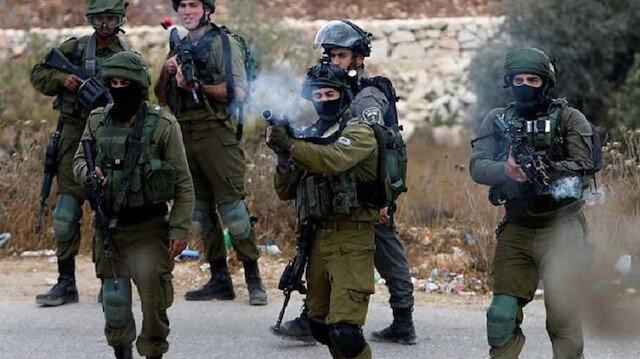 إصابة عشرات الفلسطينيين بمواجهات مع جيش الاحتلال الإسرائيلي