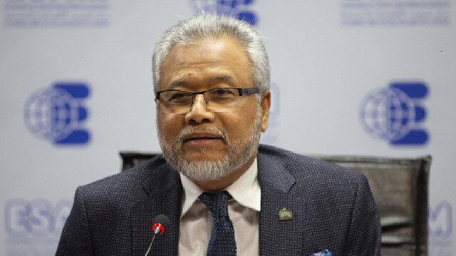 Ambassador Dato' Ku Jaafar Ku Shaari