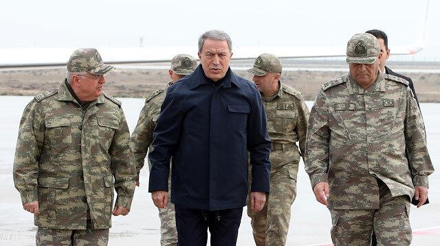 Turkish, Russian defense ministers discuss Idlib, Syria