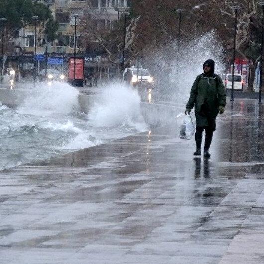 Meteorolojiden 6 bölgeye yağış uyarısı