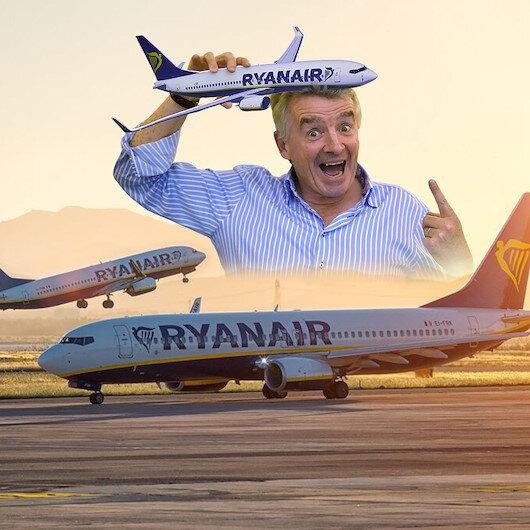 """Ryanair'in Başkanı Müslüman erkeklerin """"fişlenmelerini"""" istedi"""