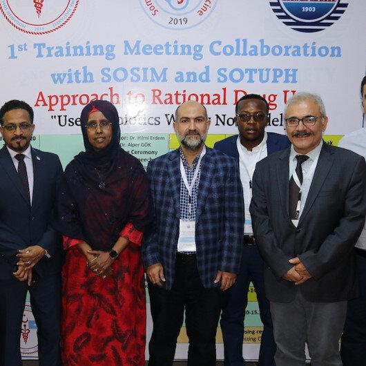 """افتتاح جمعية """"الصحة العامة الصومالية التركية"""" في مقديشو"""