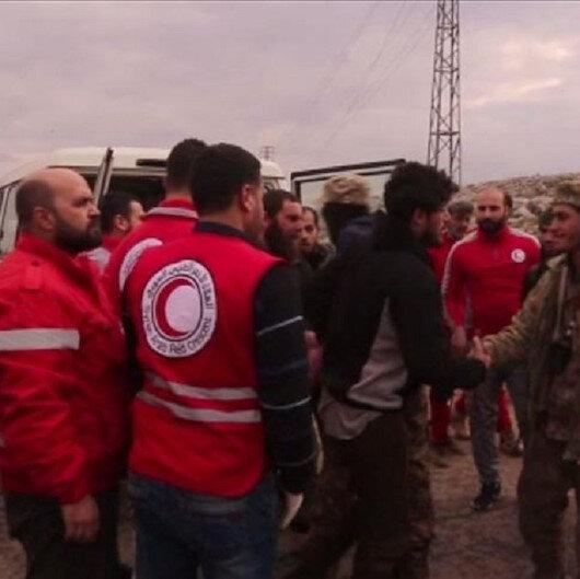 المعارضة السورية تسلم جثة إرهابي في الحرس الثوري الإيراني للنظام مقابل أسيرين في صفقة تبادل