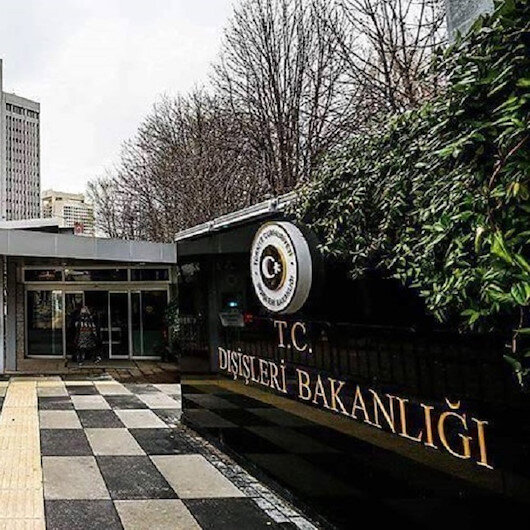 الخارجية التركية: توسيع المستوطنات نهج احتلالي نرفضه بشدة
