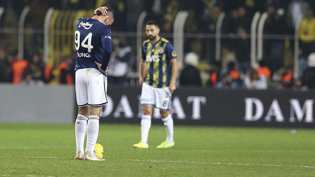 Fenerbahçe Kadıköy'de 15 yıl sonra derbi kaybetti