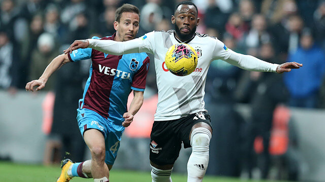 N'Koudou: Trabzonspor maçından sonra uyuyamadım