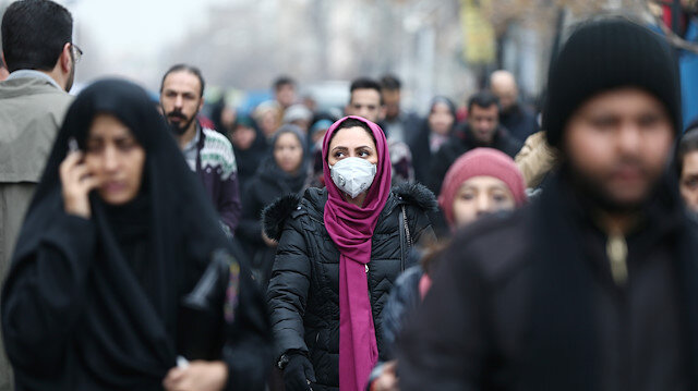Iranian lawmaker says 50 die of coronavirus in country
