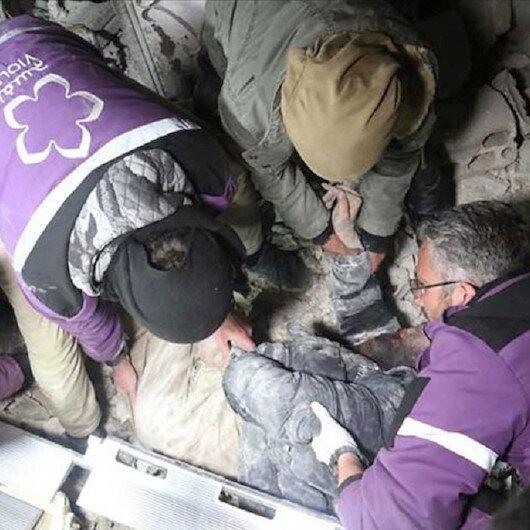 المقاتلات الروسية تقصف 18 نقطة مأهولة بالسكان في إدلب السورية وسقوط قتلى