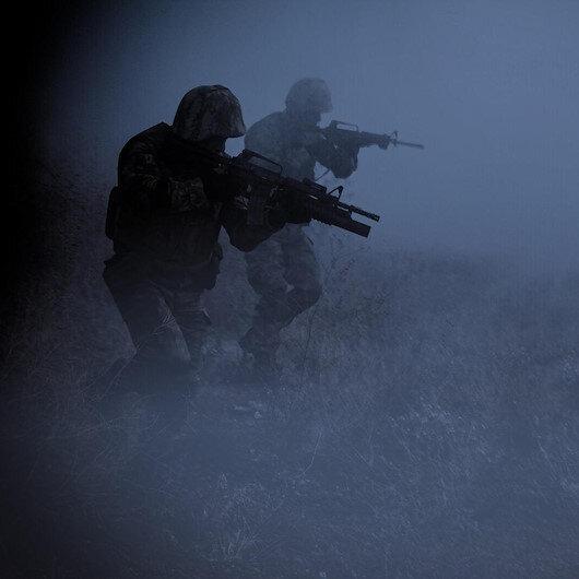 Milli Savunma Bakanlığı: Tel Rıfat'ta ikisi sözde yönetici 6 terörist etkisiz hale getirildi