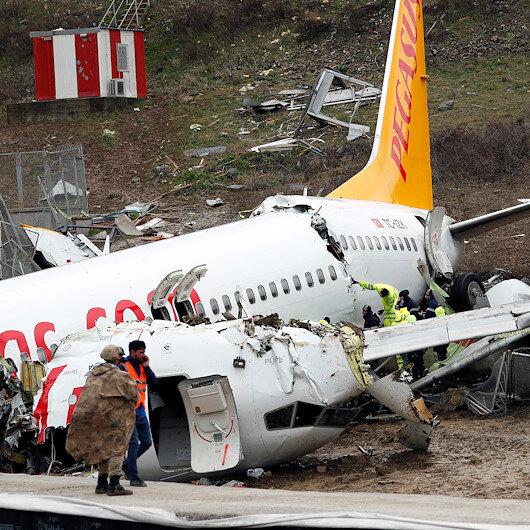 Sabiha Gökçen'deki uçak kazasıyla ilgili kaptan pilot tutuklandı