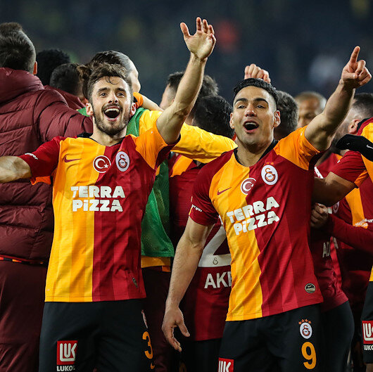 Galatasaray end 20-year curse, beat Fenerbahce 3-1 away