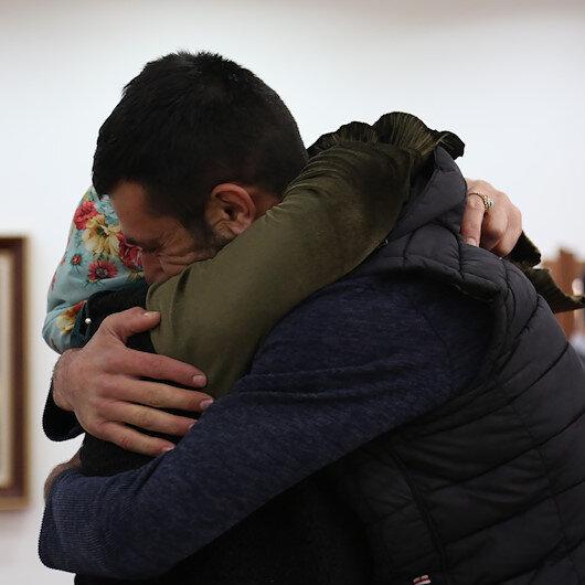 HDP önünde eylem yapan bir ailelerin zaferi büyüyor: Bir aile daha evladına kavuştu