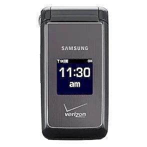 Warren Buffet, daha önce Samsung Haven isimli kapaklı telefonu kullanıyordu.