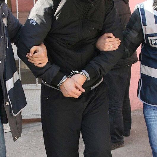 Antalya'da FETÖ operasyonunda 11 şüpheli yakalandı