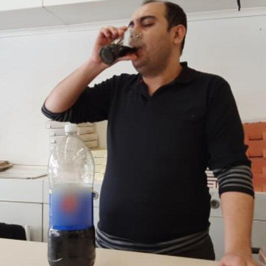 15 yıldır günde 5 litre kola içiyor: Su içemiyorum yemek dahi yiyemiyorum