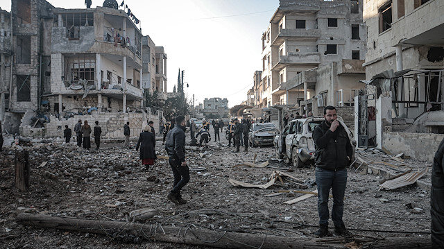 17 civilians killed by regime attacks in Idlib on Wednesday