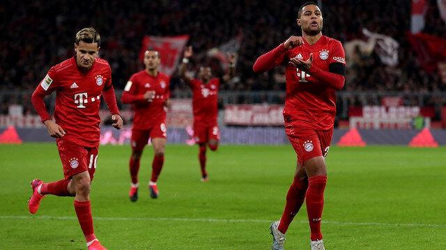Bayern tur <br>kapısını araladı