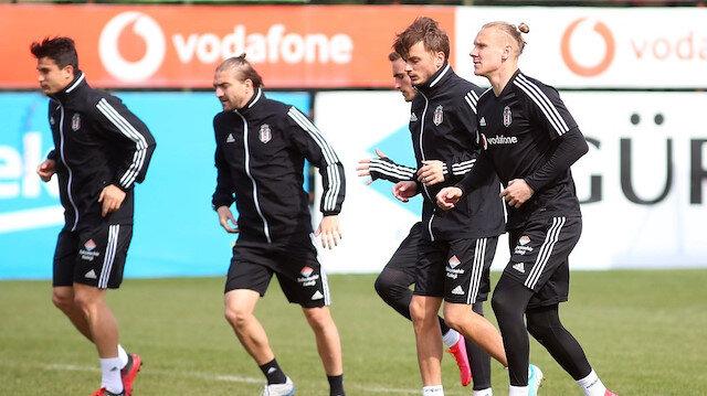Beşiktaş'ın Alanya kadrosu açıklandı