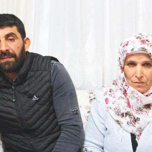 PKK oğluma 2 yıl işkence yaptı