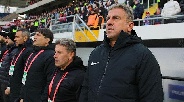 Hamzaoğlu: Galatasaray'ı yeniden çalıştırmak isterim