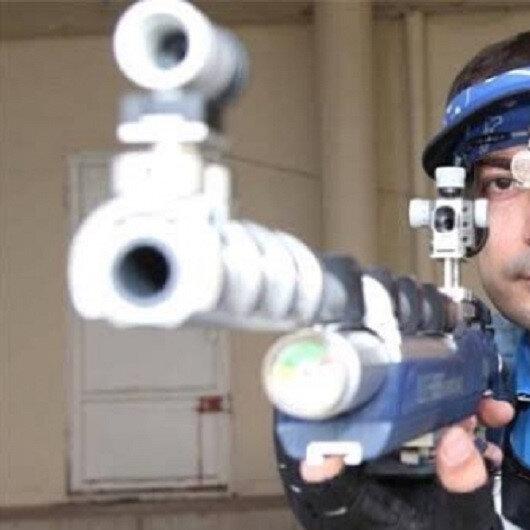 Turkish shooter Ömer Akgün bags Olympic quota