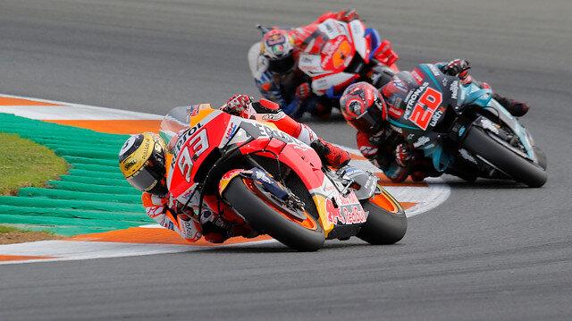 MotoGP, motosiklet yarışlarının en önemli organizasyonu olarak gösteriliyor.
