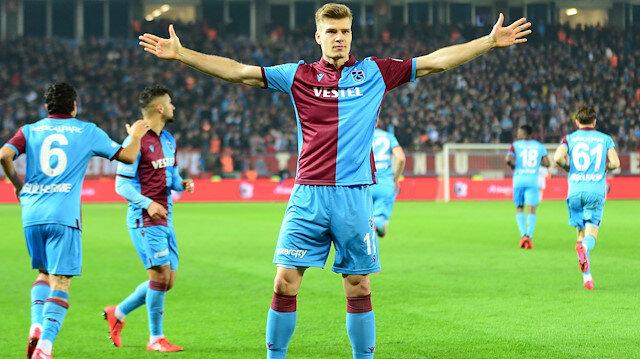 Trabzonspor-Fenerbahçe: 2-1