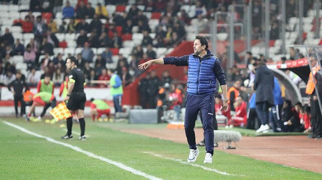 Antalyaspor-Alanyaspor: 0-1