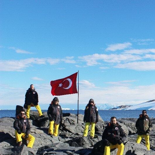 Turkish scientists hunt for secrets of Antarctica