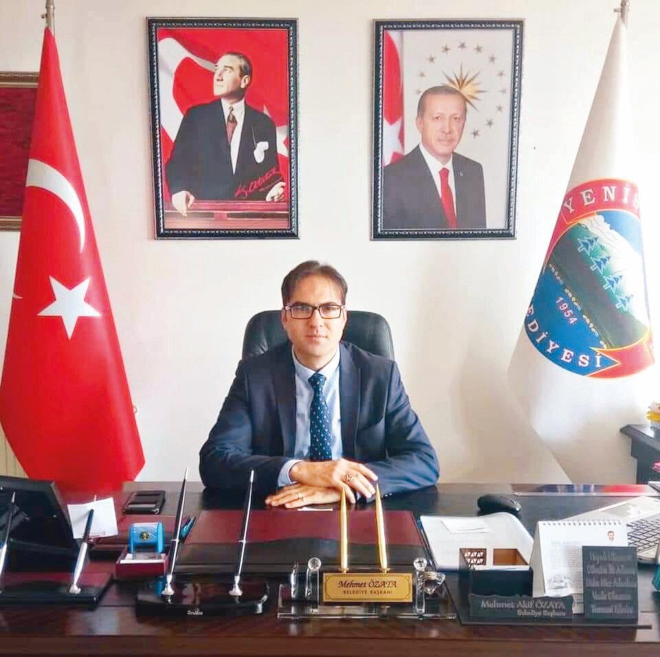 Mehmet Akif Özata