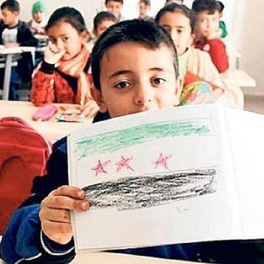 بجهود تركيا.. نسبة تمدرس الأطفال السوريين ترتفع إلى 90 بالمئة