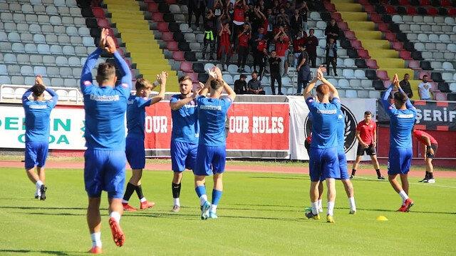 Kardemir Karabükspor TFF 3. Lig'e düştü