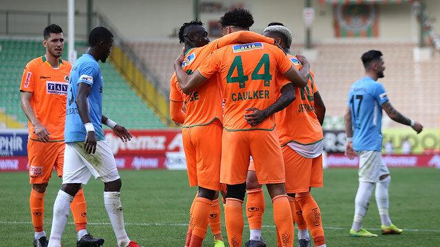 Alanyaspor - Gaziantep FK: 1-0