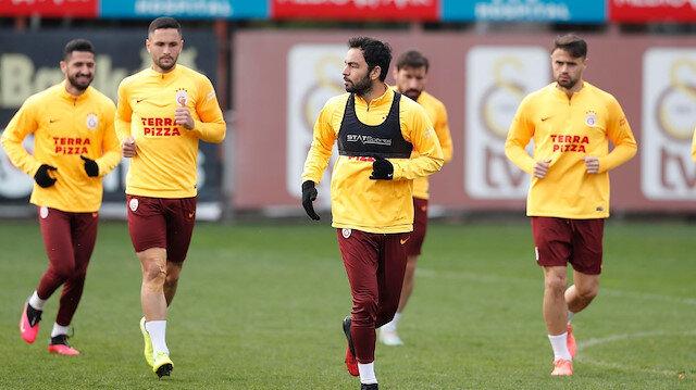 Galatasaray'da antrenmanlara koronavirüs engeli