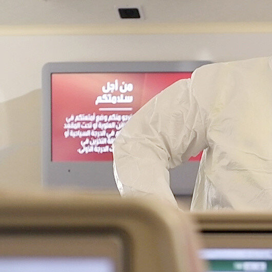 Emirates asks pilots to take unpaid leave as coronavirus threatens industry
