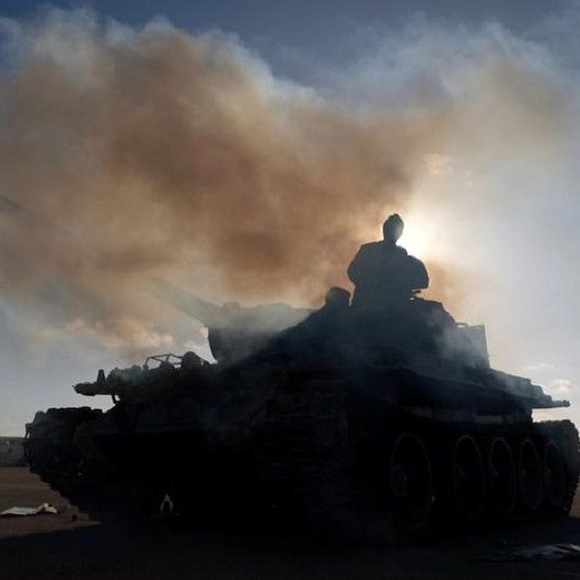 At least four killed in rocket attacks by Haftar militias in Libya
