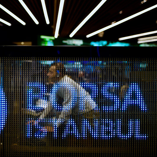 Turkish stocks up 2.37% at Friday opening