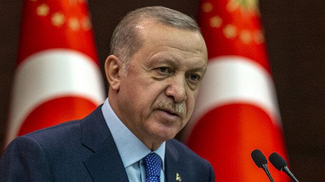 File photo: Turkish President Recep Tayyip Erdogan